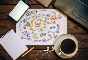 social media services - print muse